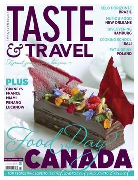 Taste   travel article