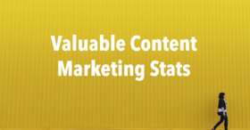 Valuable content marketing statistics article