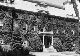 Villard hall eugene or 1955 article