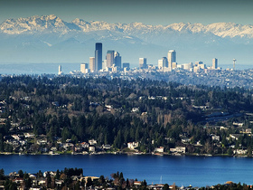 Seattle  from 15 most sustainable us cities article