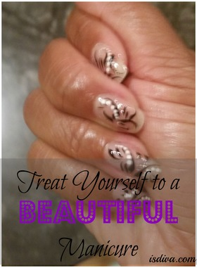 Treat yourself to a beautiful manicure article