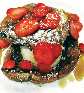Vegan french toast article