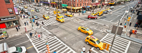 Pedestrian safety in nyc photo article