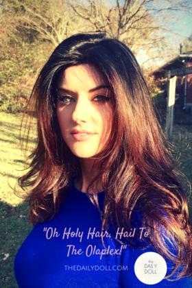 Oh holy hair hail to the olaplex at thedailydoll.com  683x1024 article