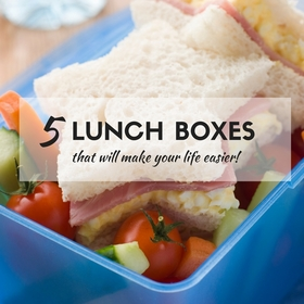 Lunch boxes article