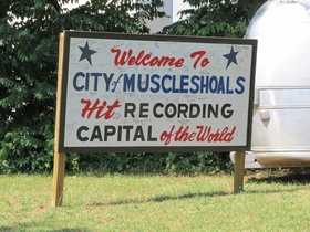 Welcome to muscle shoals alabama sign article
