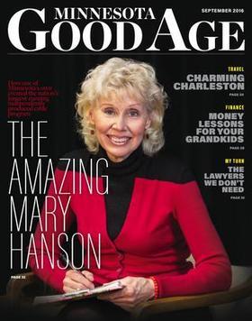 Mary hanson article