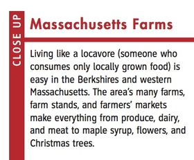 Fodors new england 2009 farms article