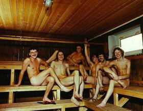 Sauna in germany article