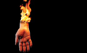 Healing the burn pic article