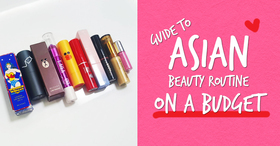 Asian beauty routine hero1 article