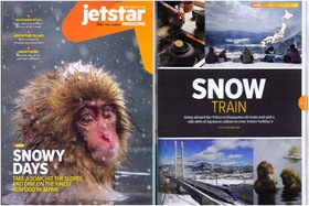 Jetstar snowtrain article