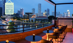 New restaurants singapore october 2016 braci rooftop bar article