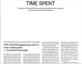 Time spent article