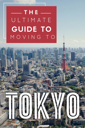 Moving to tokyo article