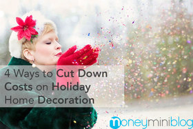 Banner holiday home decor article