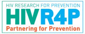 Hiv r4p no date logo article