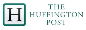 Huffington post logo article