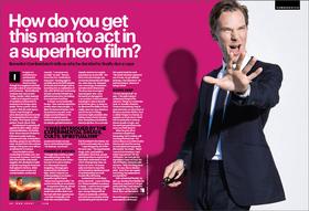 Cumberbatch article