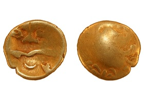 Iron age coins article