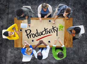 Increasing productivity article