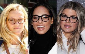 Glasses for all face shapes 1 article