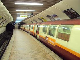 Subway train at kelvinhall glasgow   dsc062771 1  article