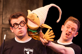 Potted potter summarizes seven harry potter books in 70 minutes article