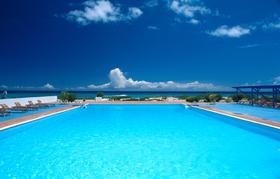 Barbuda pool a tpalmetto article
