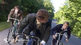 Biking to work article