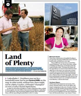 Delta sky food article