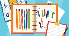 Creative uses for binders in the classroom header article