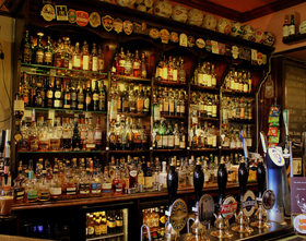 Bon accord real ale and whiskey pub north street glsgow scotland sep 2013 96865125871 1  article