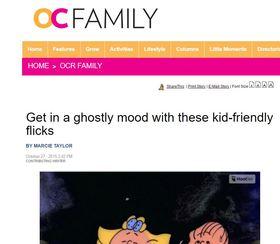 Halloween pluggedin article