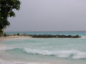 Oistins beach pict1957 article