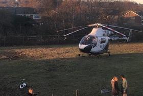 Canterbury west air ambulance 1 article