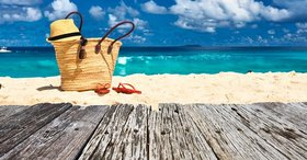 Beach caribbean article