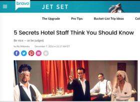 Bravo tv article