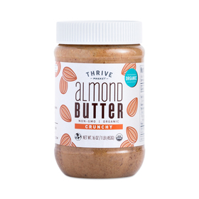 Almond butter tm article