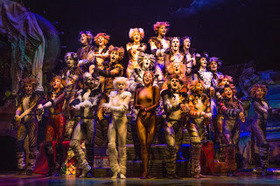 The company of cats on broadway photo by matthew murphy article