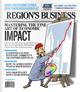 Regions business lisabeth weber article