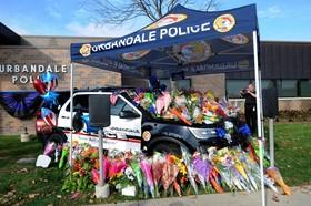 Urbandale police memorial article