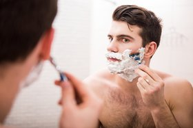 Shave article