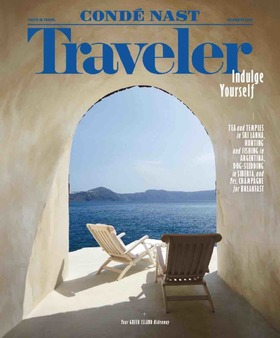 Conde nast traveler 201612 article