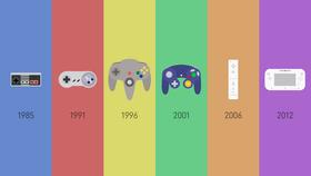 Nintendo controller evolution by fardanmunshi d8z7221 article