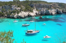 Playa costa sur menorca article