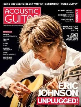 Acoustic guitar article