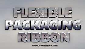 Flexible packaging ribbon article