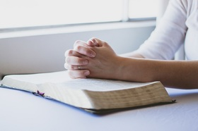 Prayer pixabay article