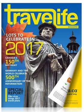 Travelife january 2017 article